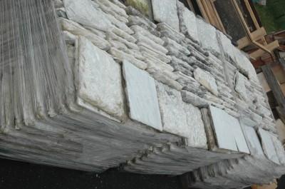 Carrelage ancien en marbre blanc vein dimensions 27x27 for Carrelage blanc 40x40