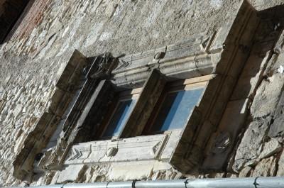 Fenêtre à meneaux Renaissance