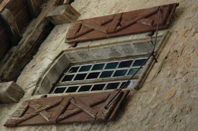 Fenêtre XVIII ème